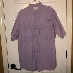 Colombia PFG button-up fishing shirt